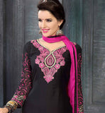 BLACK KURTI & PATIALA SALWAR VDWON4001 STYLISHBAZAAR SHOP ONLINE BEST  ECOMMERCE  SHOPPING WEBSITE