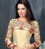 BEIGE KURTI WITH PATIALA SALWAR VDWON4006 STYLISHBAZAAR SHOP ONLINE BEST  ECOMMERCE  SHOPPING WEBSITE