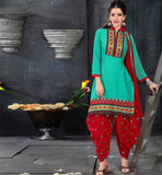 GREEN KURTI WITH PATIALA SALWAR VDWON4009 STYLISHBAZAAR SHOP ONLINE BEST  ECOMMERCE  SHOPPING WEBSITE