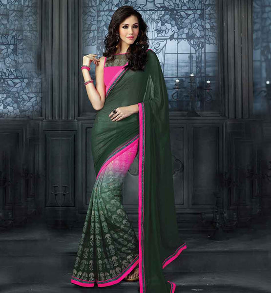 DESIGNER SAREES ONLINE SHOPPING AT BEST RATES SURAT MANUFACTURED HIGH QUALITY CASUAL WEAR SAREE