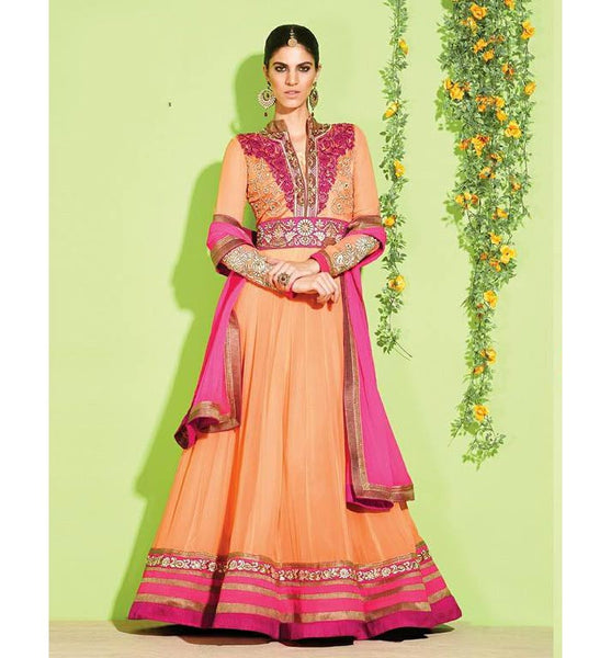 latest anarkali churidar collections