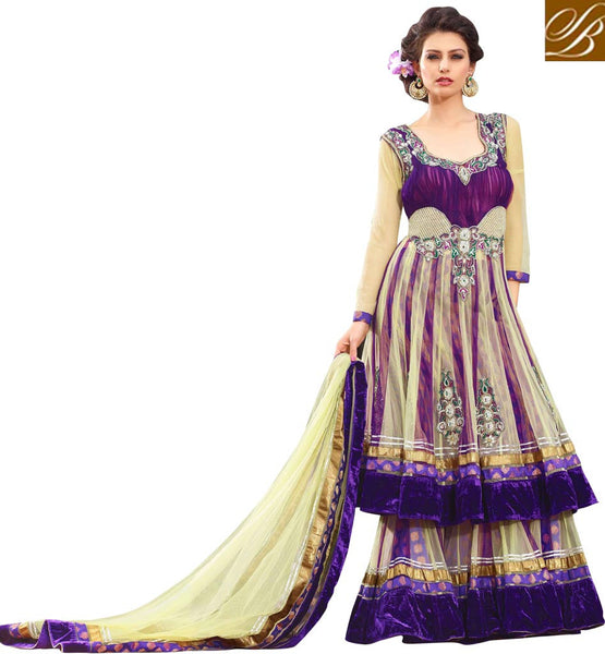 2015 desing wedding Lehenga Shopping