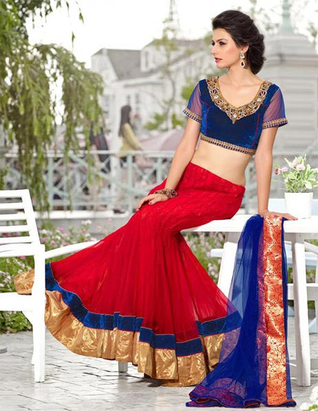 latest bridal chaniya choli designs
