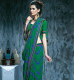 PRINTED CASUAL WEAR SARI