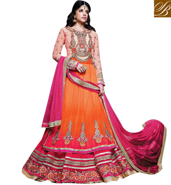 Indian Bridal wear Online shopping Latest trends in Indian Bridal wear 2015