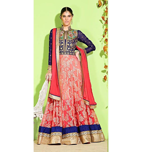 ROYAL LOOK DESIGNER ANARKALI DRESS