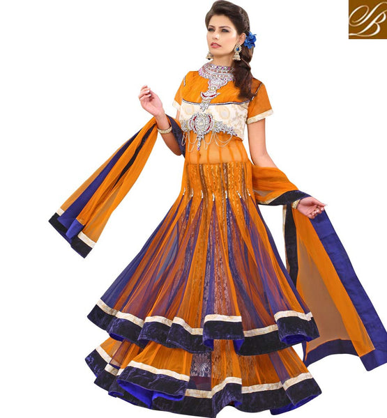 bridal chaniya choli surat