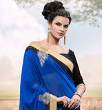 New Fashion Designer Saris below 4000