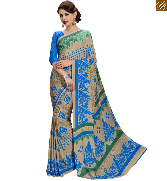STYLISH BAZAAR ALLURING PRINTED SARI BLOUSE DESIGN FOR PARTIES RTPAL420