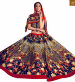 STYLISH BAZAAR OUTSTANDING DIGITAL PRINTED LEHNGA CHOLI WITH DESIGNER BLOUSE KHW14006