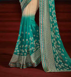 Embroidery saree online shopping india