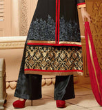 Georgette dresses with chiffon dupatta at best rates