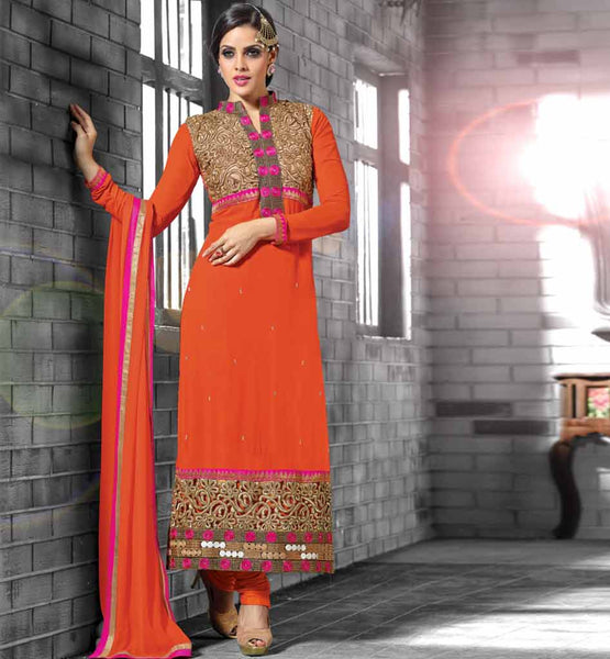 ONLINE SHOPPING INDIA WOMEN'S PARTY WEAR CLOTHING SALWAR KAMEEZ