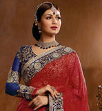 Ayesha takia in saree pictures