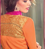 back designs straight cut salwar kameez online shopping