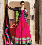 JACKET ANARKALI DRESS RMRUH5002