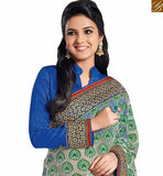 SPLENDIDLY DESIGNED SARIS FOR SPECIAL OCCASIONS RTHTS5007 BY BLUE