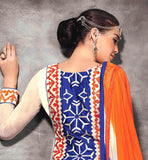 back design and patten on womens salwar suit