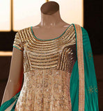 5034b INDIAN WOMENS WEDDING WEAR RICH COUTURE ANARKALI SALWAR KAMEEZ