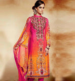 KIMORA HEER BANDHGALA SUPERB PRINTED PARTY WEAR SALWAR KAMEEZ DRESS 5103