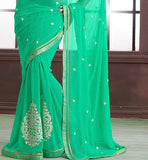 new fashion saris at low rates online shopping India.