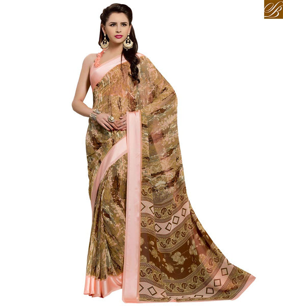 FROM THE HOUSE OF STYLISH BAZAAR APPEALING DESIGNER SAREE FOR PARTIES RTSER522