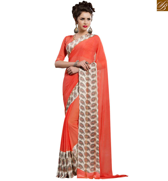 BROUGHT TO YOU BY STYLISH BAZAAR RAVISHING DESIGNER SAREE FOR PARTIES RTSER534