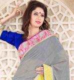 online shopping for party wear sarees stylishbazaar
