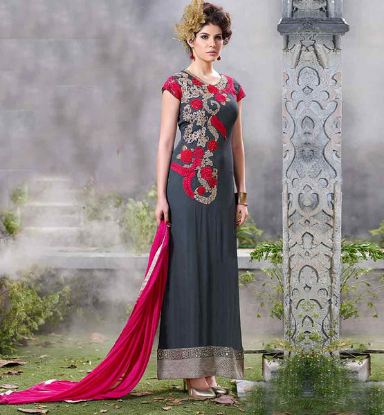 EVER STYLISH WEDDING SUIT NEW COLLECTION 2015 WITH EMBROIDERY WORK