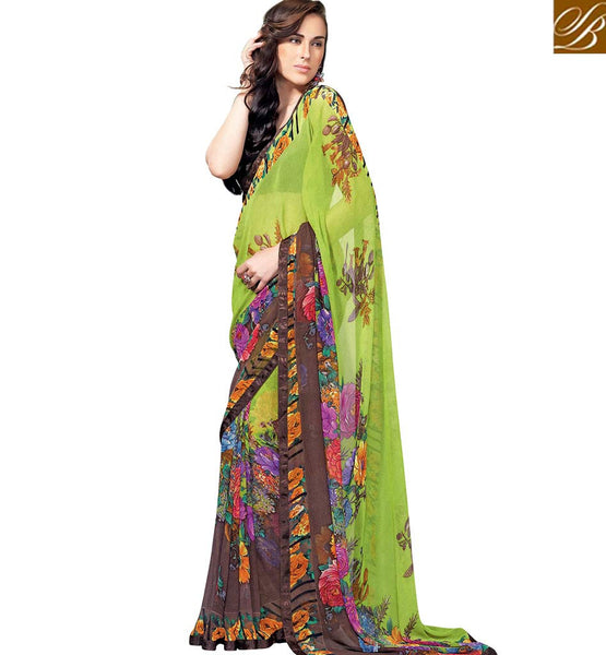 FROM THE HOUSE OF STYLISH BAZAAR NICE PARTY WEAR SARI BLOUSE DESIGN RTKUN5819