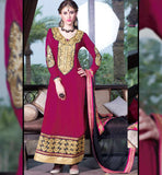 2015 straight salwar kameez designs | Designer Indian salwar suits
