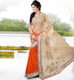 DESIGNER WEDDING WEAR SAREE WITH SEQUIN BUY ONLINE