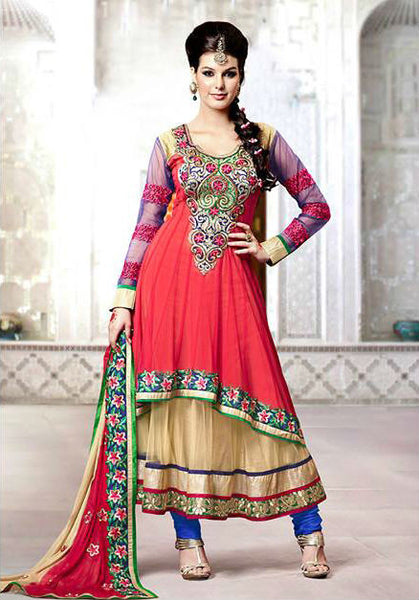 Indian Wedding Designer Anarkali Suits