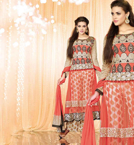 EVER STYLISH DESIGNER PARTY WEAR ANARKALI SALWAR KAMEEZ FOR WOMEN