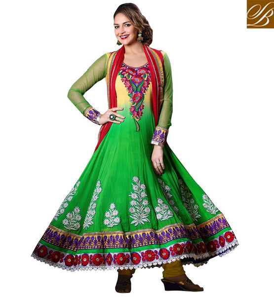 Esha Deol Anarkali Shopping