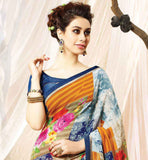 COLORFUL SARI FOR CASUAL AND DAILY USE