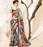 DESIGNER LOOK CASUAL SAREE BLOUSE DESIGN AT CHEAP PRICE SHOP ONLINE