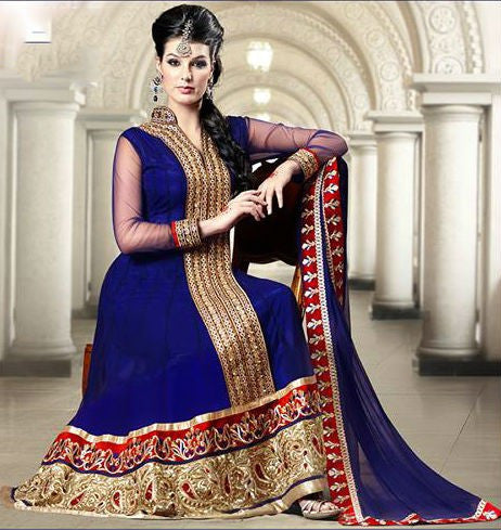 Indian Wedding Designer Anarkali Suits 1365
