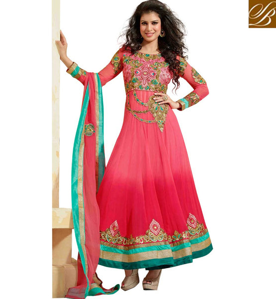 Ethnic Indian Salwar kameez shopping