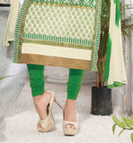 CAMBRIC COTTON DRESS THAT COMES WITH CONTRAST SALWAR AND DUAL COLOR DUPATTA SALWAR KAMEEZ BOUTIQUE DESIGNS BUY ONLINE INDIA