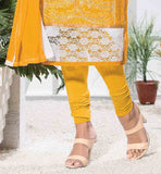THIS ELEGANT EMBROIDERED SUIT COMES WITH COTTON SALWAR AND SHADED NAZNEEN ODHNI SALWAR KAMEEZ DESIGNER COLLECTION AT CHEAP RATES
