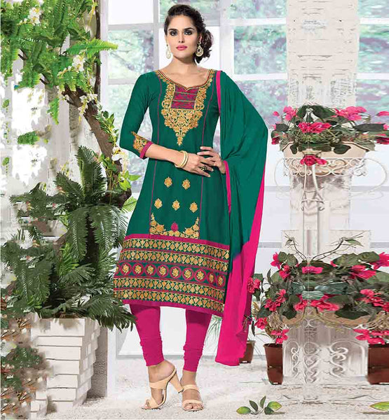 SALWAR KAMEEZ DESIGNS SIMPLE SOBER AND STYLISH TRENDY AND COMFORTABLE CAMBRIC COTTON SALWAR SUIT WITH DUPATTA