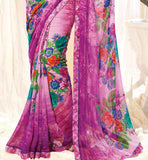 georgette daily wear sari form our new collection