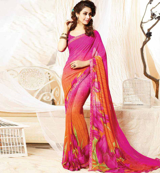 AWESOME OFFICE WEAR SAREE BUY ONLINE SOLID ART SILK MATERIAL CHOLI