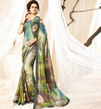EVER STYLISH OFFICE WEAR SAREES BELOW RS 2000 WITH BLOUSE PIECE