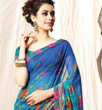 FINE LOOKING REASONABLY PRICED SARI BLOUSE COMBO