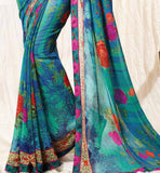 printed sarees from surat at reasonable price