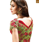 STYLISH BAZAAR PRESENTS DAZZLING FLORAL BLOUSE INDIAN SARI DESIGN ONLINE SHOPPING RTMYS6026