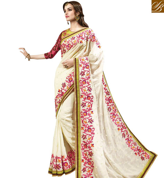 STYLISH BAZAAR DELIGHTFUL SHOPPING DESIGNER ONLINE SAREE COLLECTION RTMYS6027
