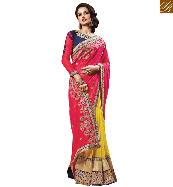 STYLISH BAZAAR ENTHRALLING INDIAN SAREE ONLINE SHOPPING FOR SPECIAL EVENTS RTMYS6030